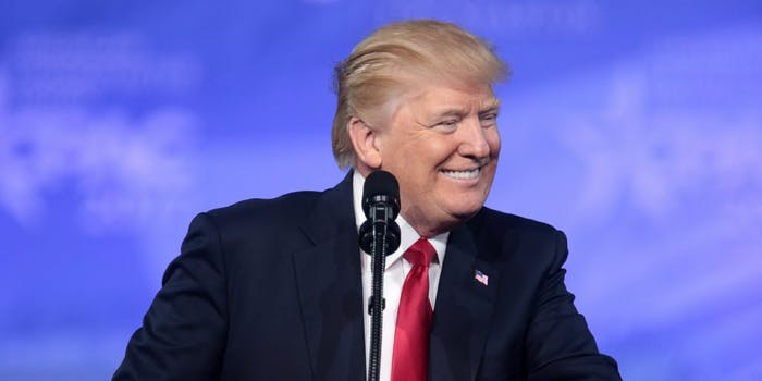 House Republicans nominated President Donald Trump for the Nobel Peace Prize.