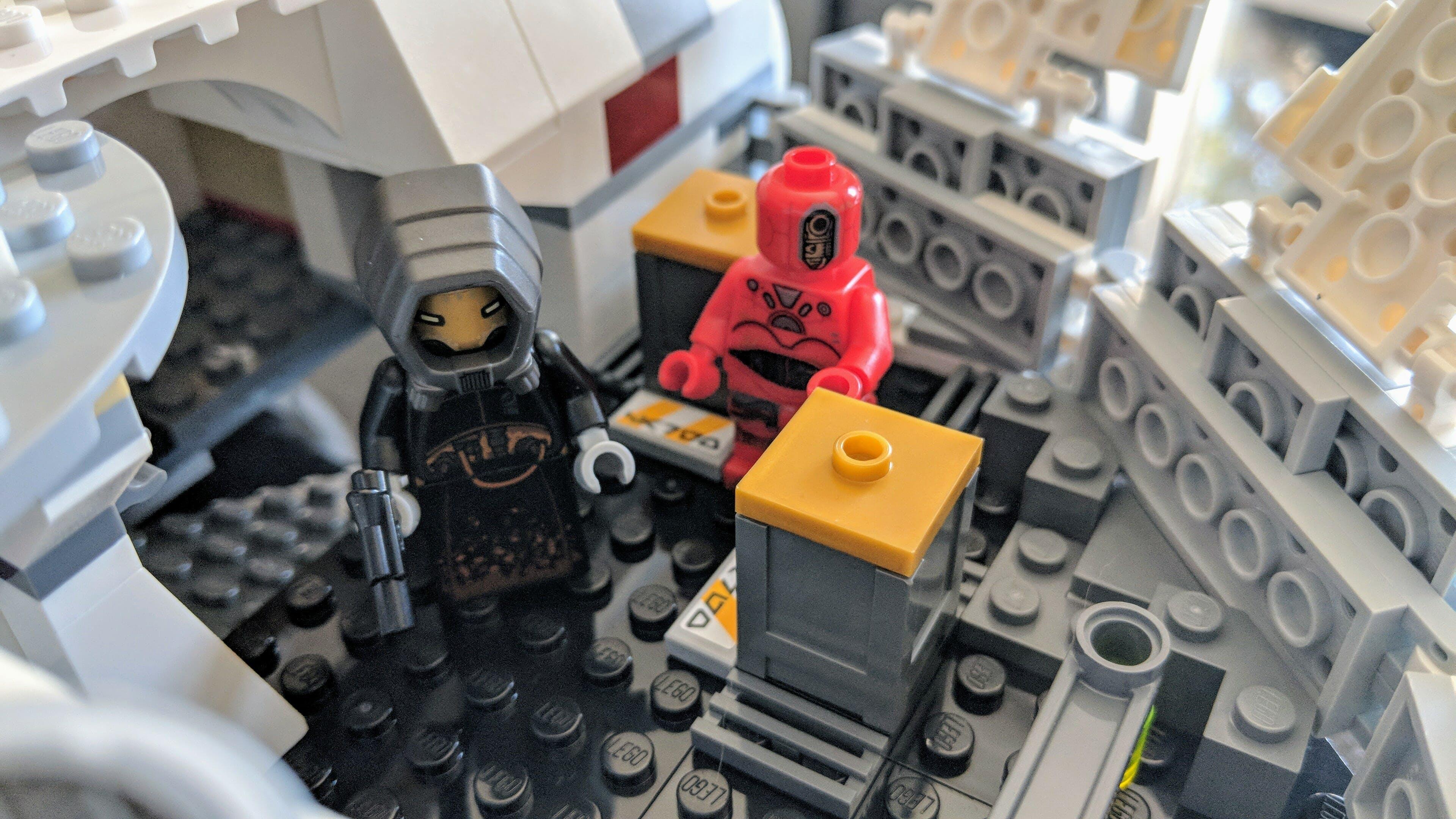 Lego Kessel Run Millennium Falcon