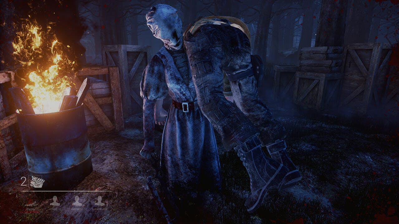 playstation plus free games august 2018 dead by daylight