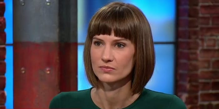 Trump accuser Rachel Crooks won a Democratic primary for a state election.