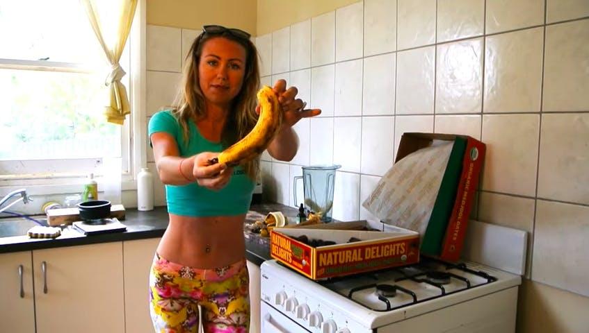 freelee the banana girl age