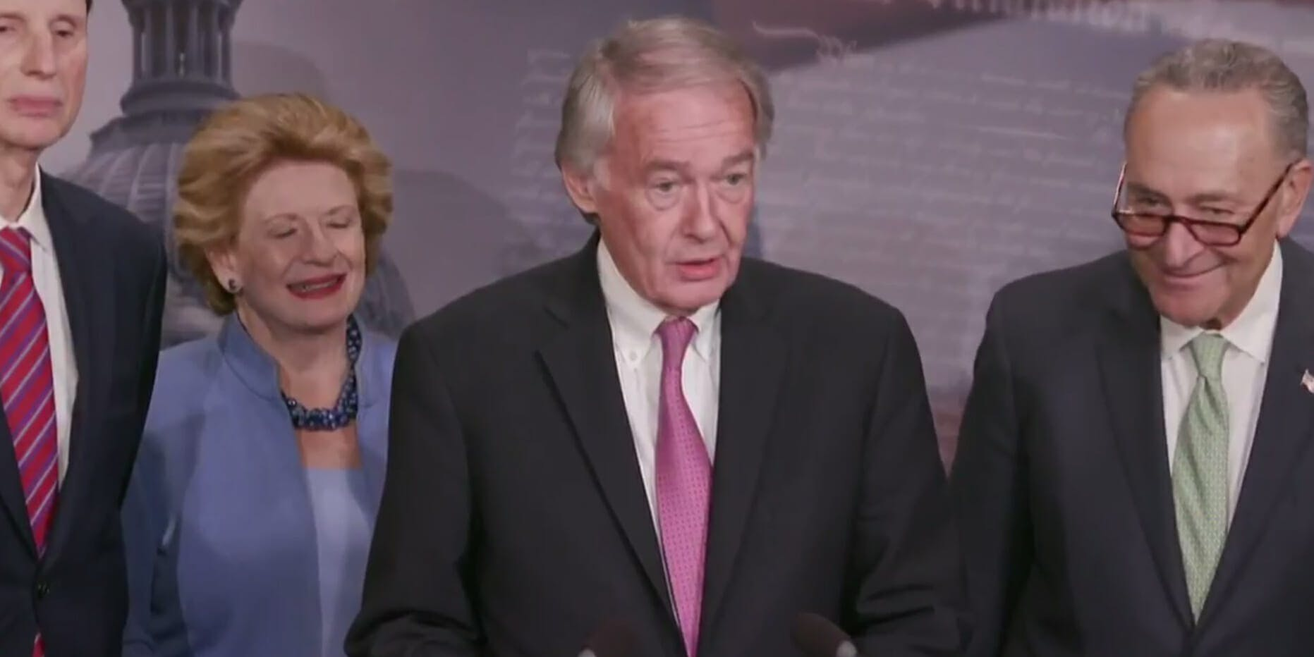 Democratic lawmakers took the first major step in their efforts to save net neutrality on Wednesday afternoon when they announced that they have filed a discharge petition as part of the Congressional Review Act (CRA), paving the way for a full vote on the Senate floor.