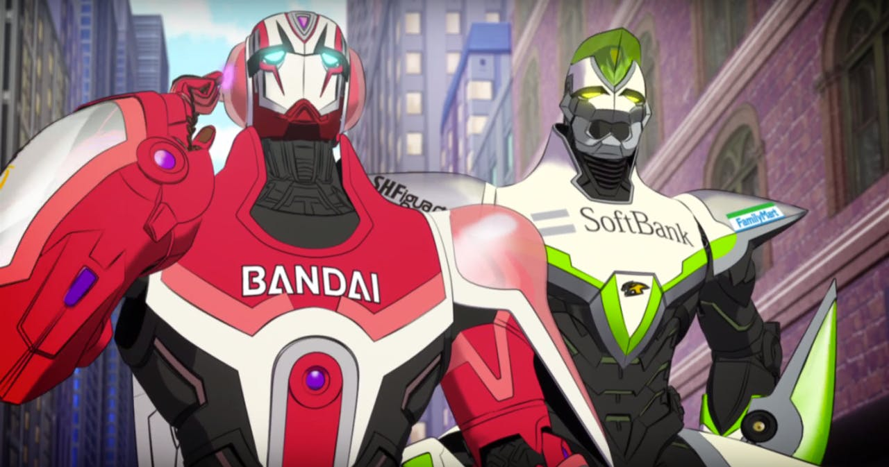 tiger and bunny : tiger and bunny movie