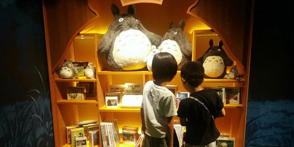 Totoro-themed Restaurant 2