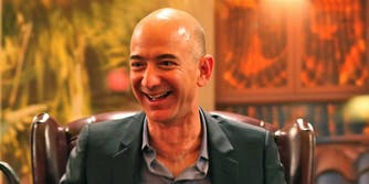 Jeff Bezos Helps Return Puppy Stolen During Amazon Delivery