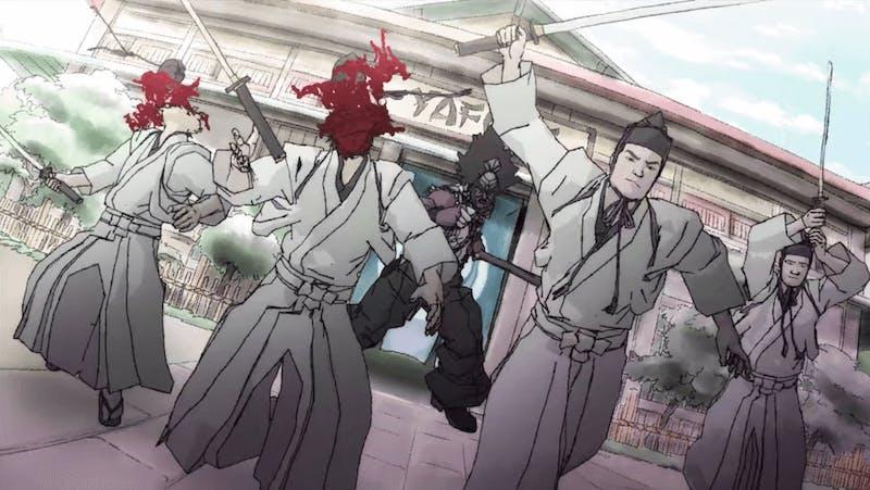 anime movies on netflix - sturgill simpson sound & fury