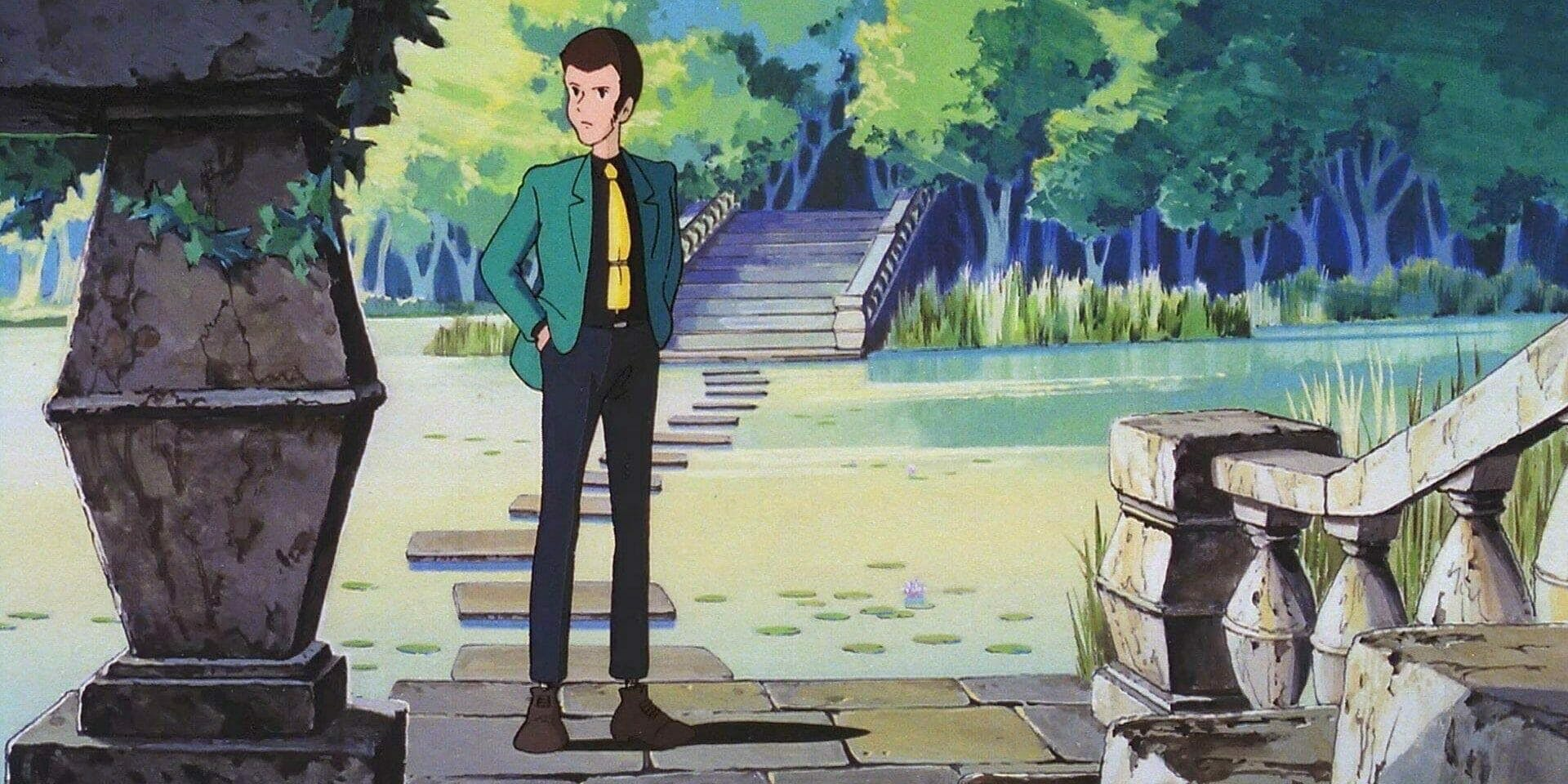 anime movies on netflix - castle of cagliostro