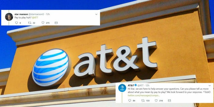 AT&T mobile carrier telecom