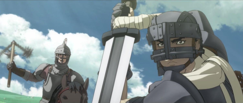 anime movies on netflix : Berserk: The Golden Age Arc 1