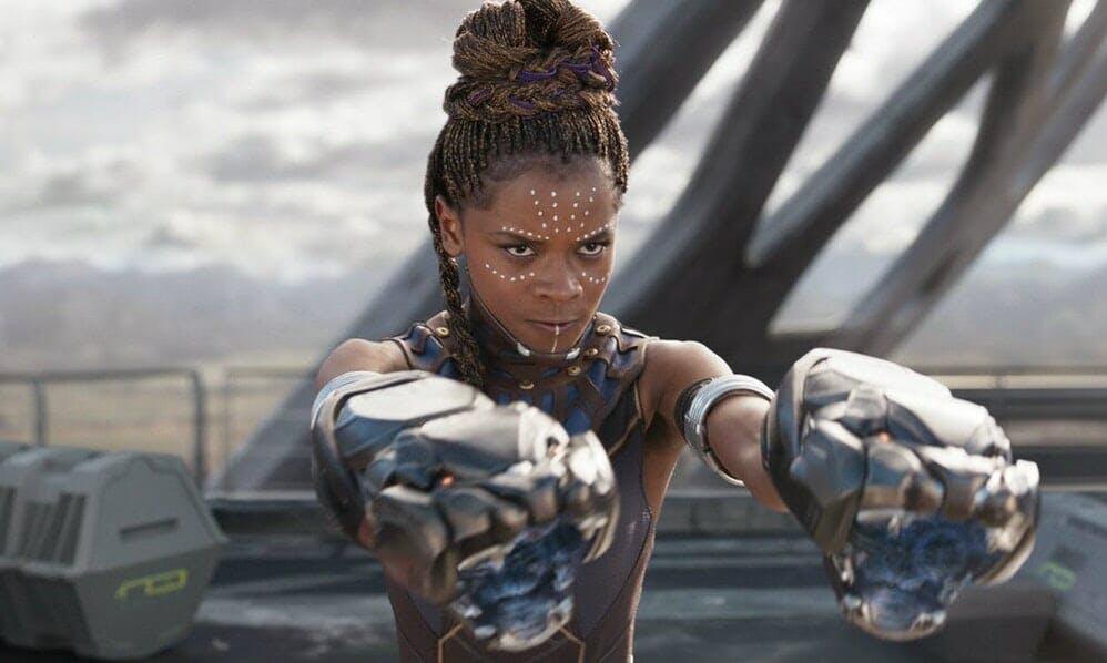 black panther - best superhero movies 2018