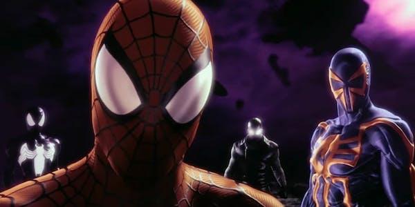 spiderman games : spider man shattered dimensions