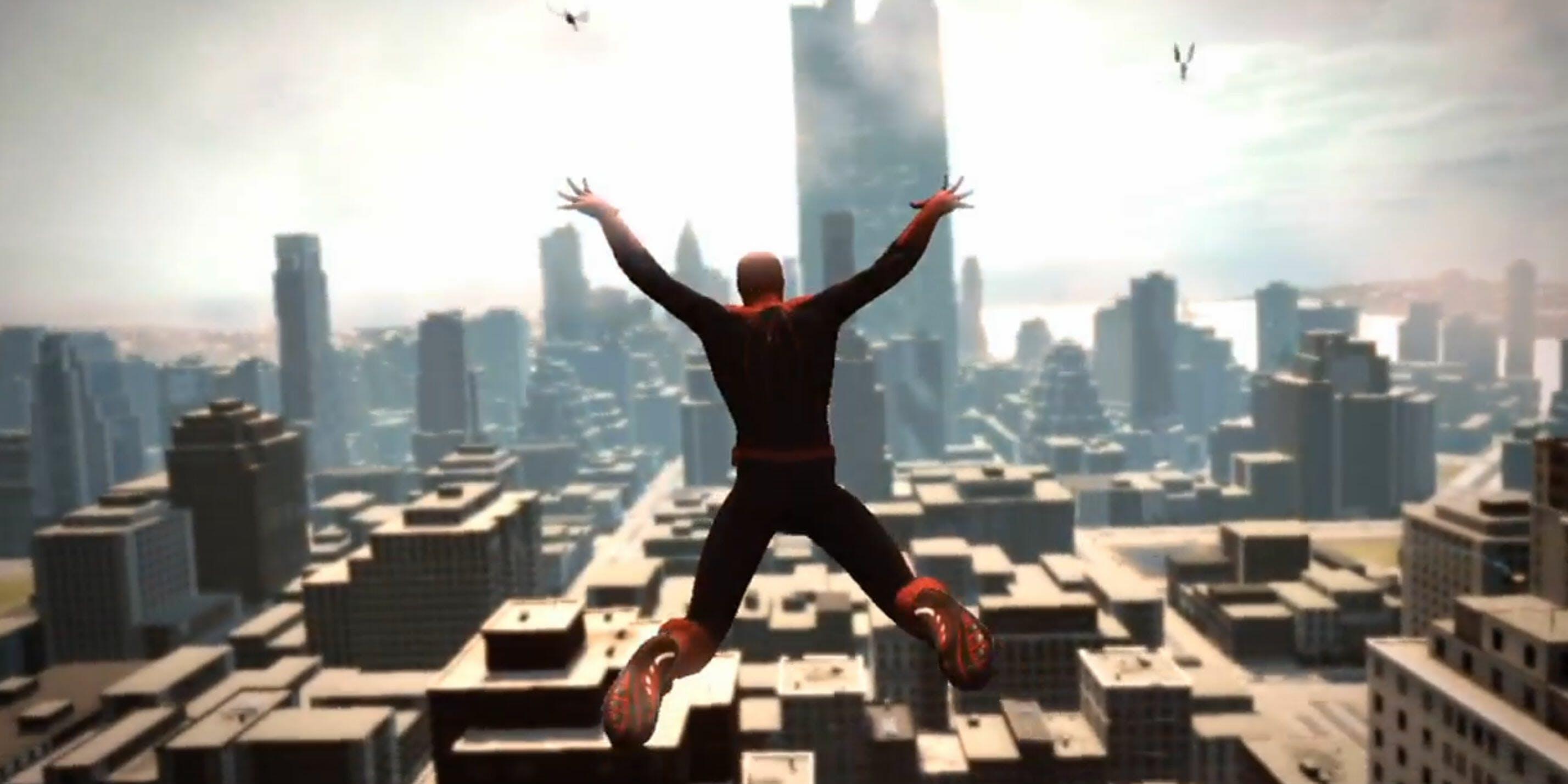 spiderman games free