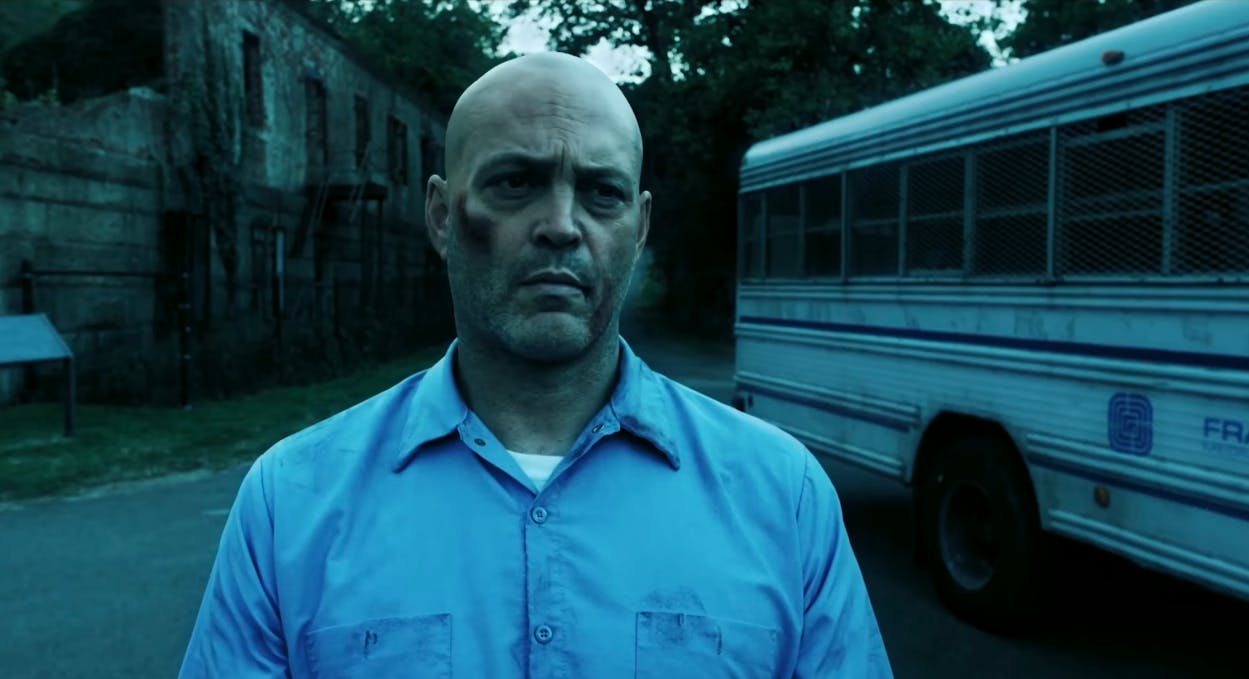 best thrillers on amazon prime - Brawl in Cell Block 99