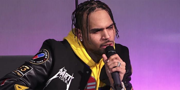 Women's organization UltraViolet is asking Spotify to remove Chris Brown and other alleged abusers to be pulled from official playlists.
