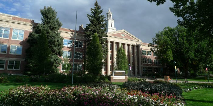 colorado state university building