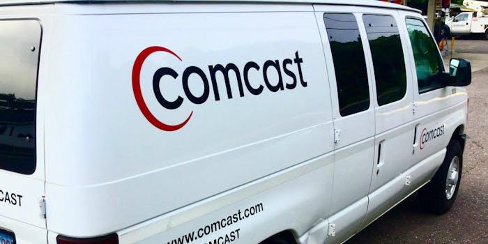 comcast isp tv show