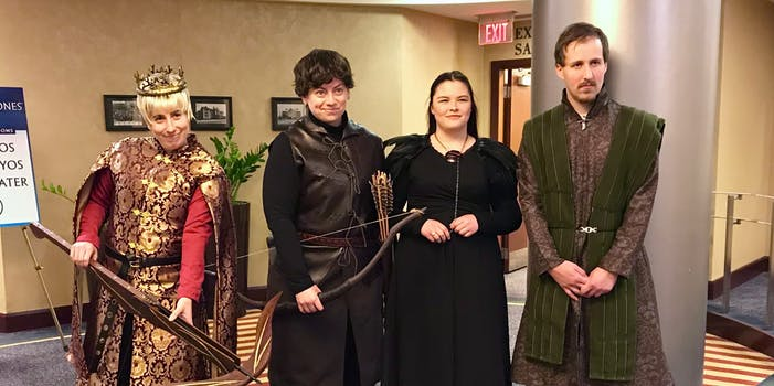 The Best Game of Thrones Cosplay at Con of Thrones 2018