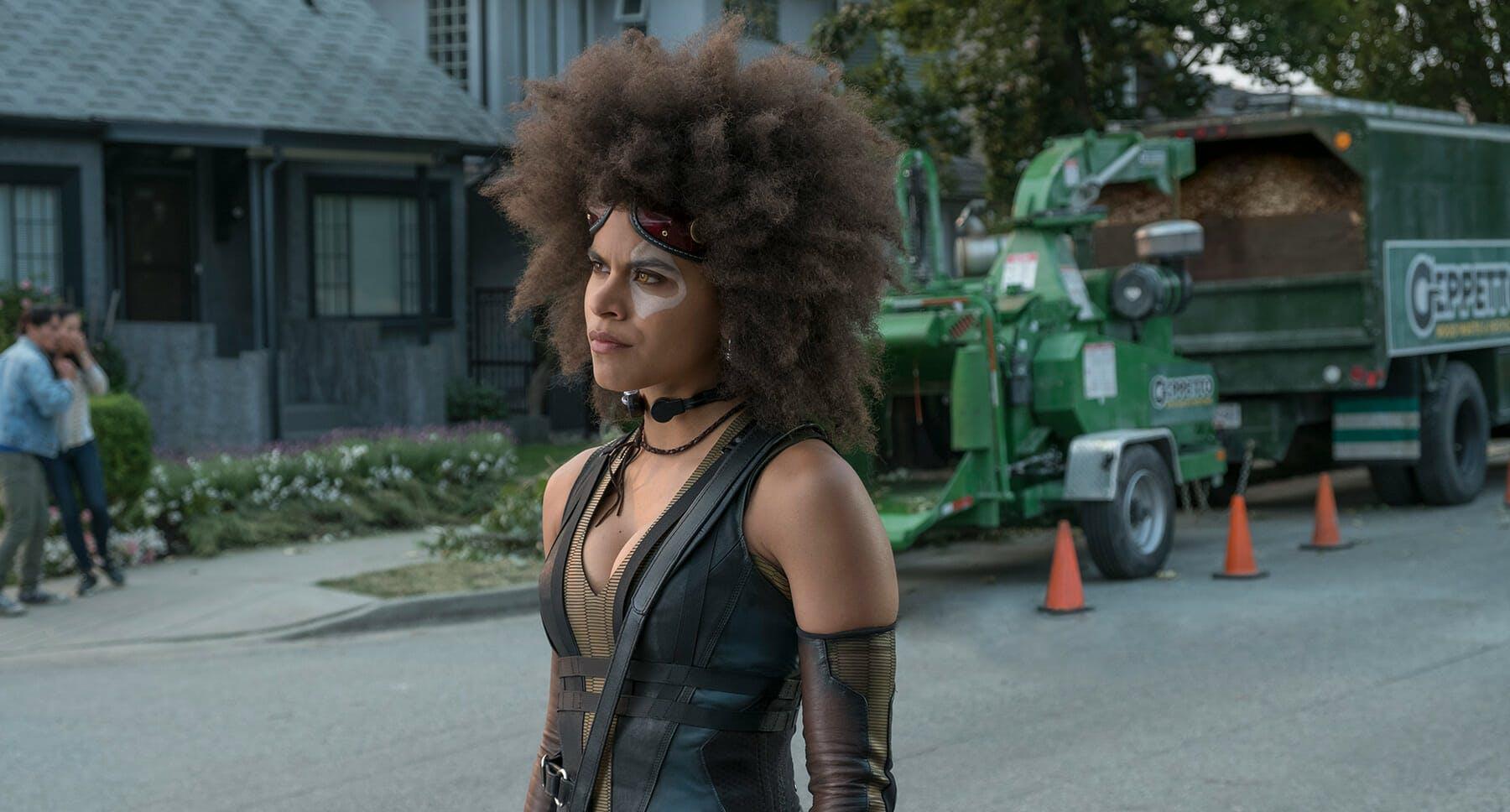 deadpool 2's Zazie Beetz has been cast in the joker movie