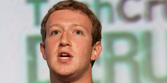 A new campaign called Freedom from Facebook is calling for the social network to be split into four companies.