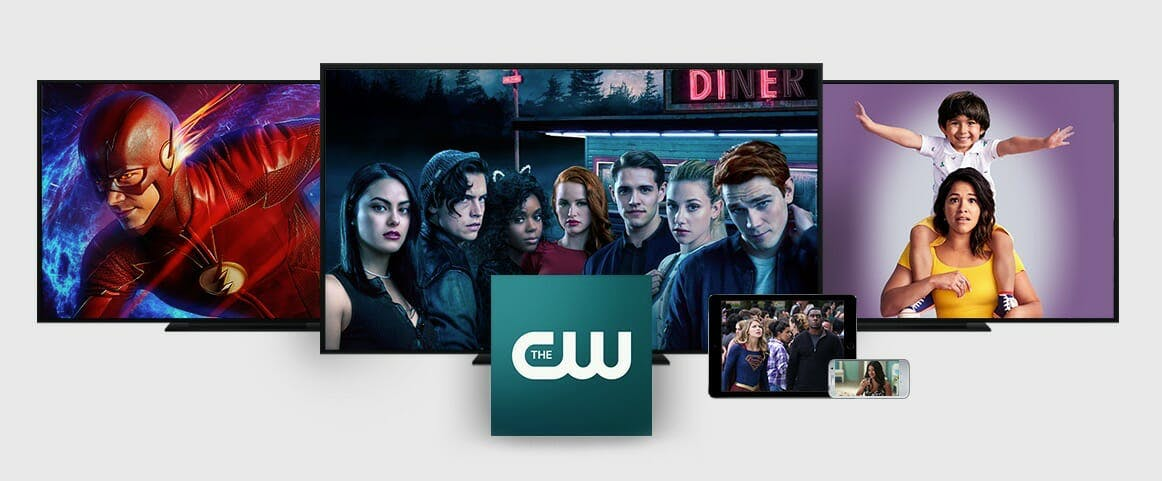 free tv apps - the cw