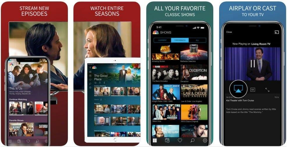 free tv channels - nbc