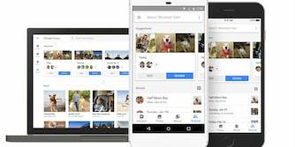 google photos backup and share