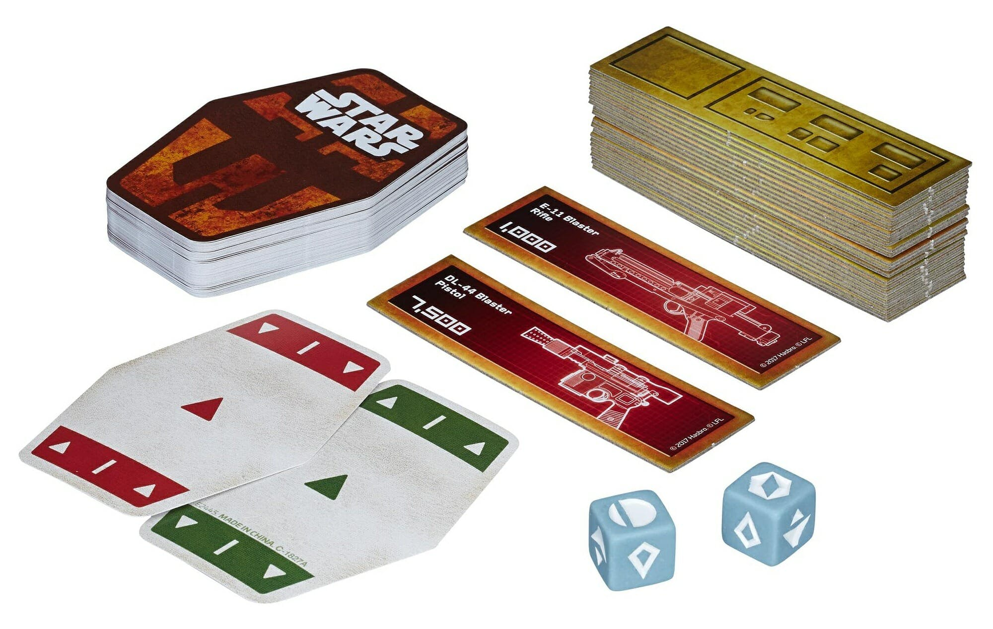 Sabacc, the han solo card game