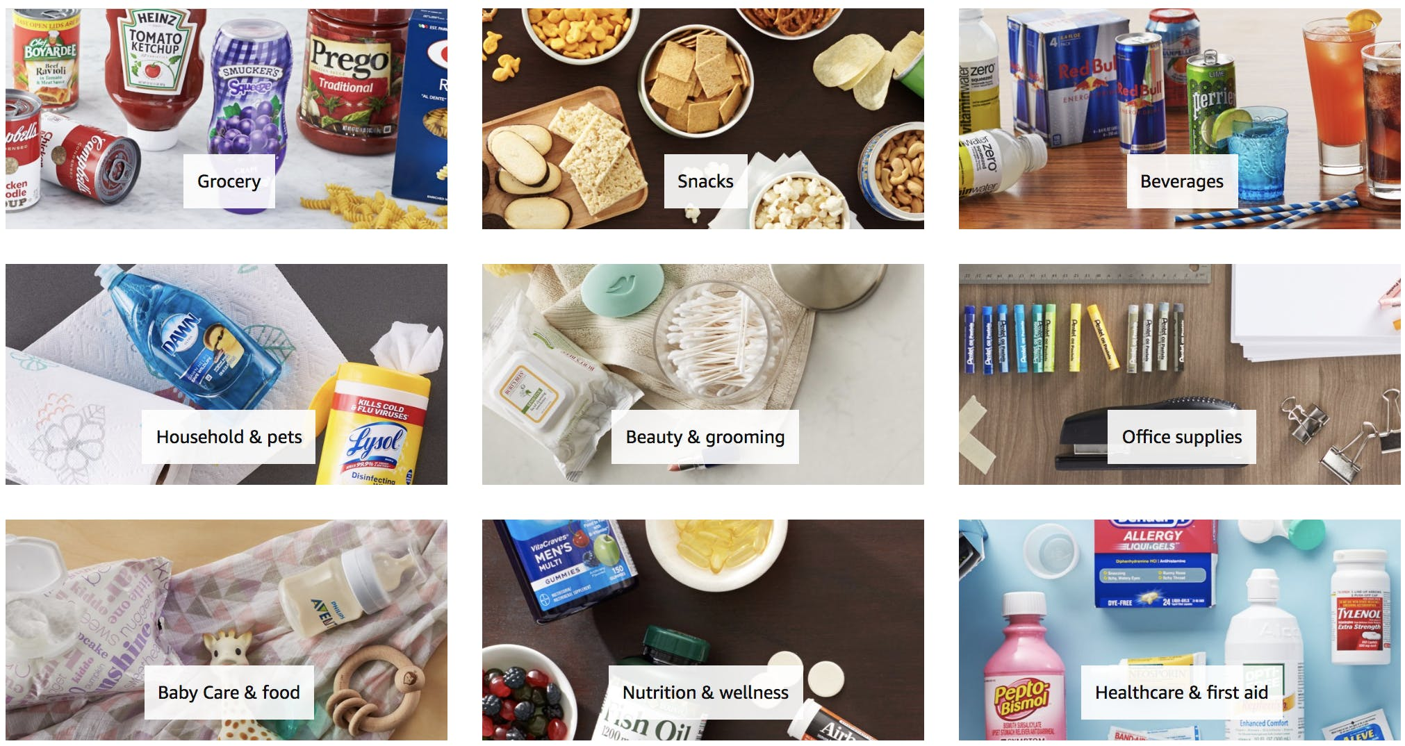how does amazon prime pantry work