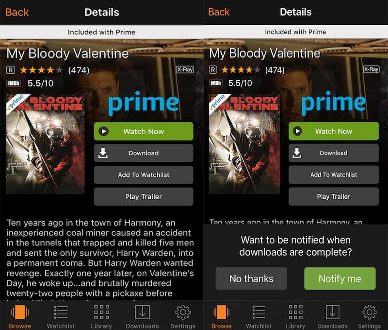 hulu offline alternative : Amazon Prime