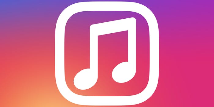Instagram Code Hints at a New Music Feature for Stories