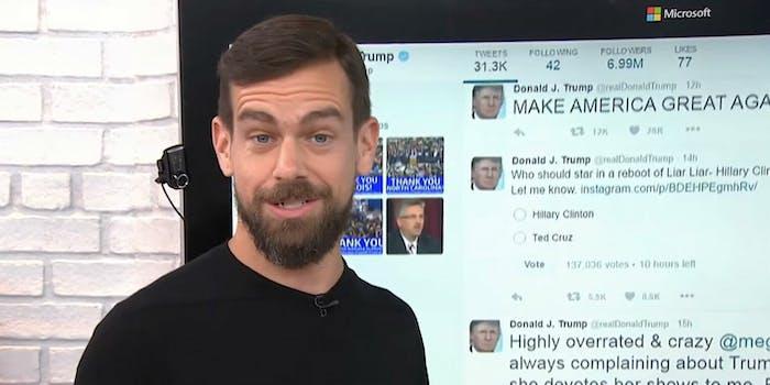 twitter ceo jack dorsey social media