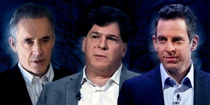 Jordan Peterson, Eric Weinstein, and Sam Harris