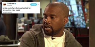 Kanye West called slavery a 'choice' during a TMZ interview.