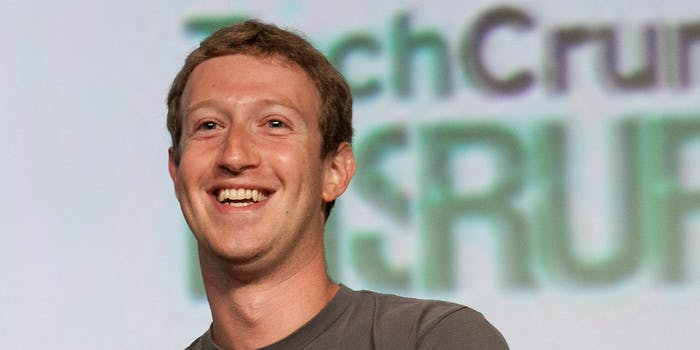 mark zuckerberg facebook ceo
