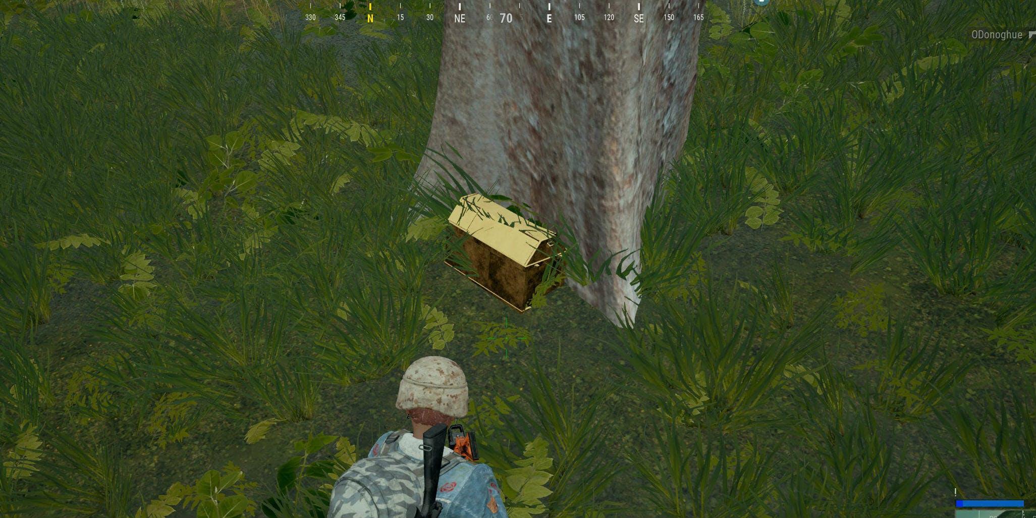 pubg treasure chests