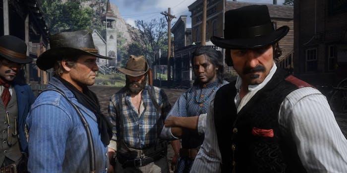 Red Dead Redemption 2 trailer breakdown