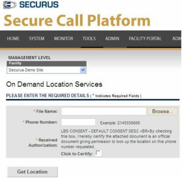 securus location tracking cell phones