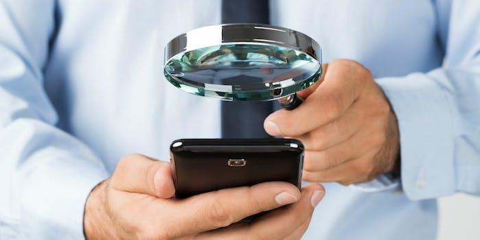 smartphone privacy surveillance