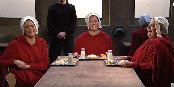 SNL Handmaids Tale Hulu