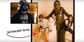 'Star Wars: A New Hope' goes full 'Arrested Development.'