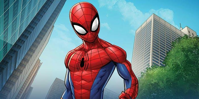 best superheroes for kids - spider-man