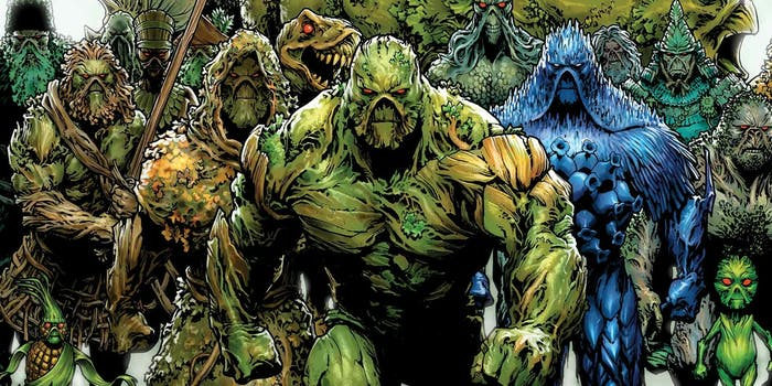 DC Is Making a 'Swamp Thing' TV Series with James Wan