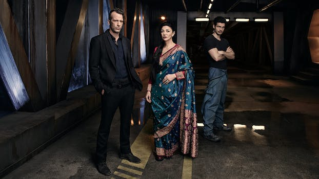 Amazon Is in Talks to Renew 'The Expanse' for Season 4
