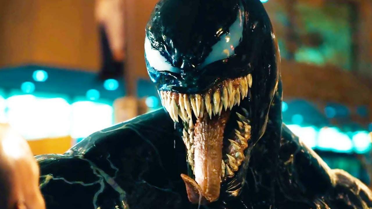 new superhero movies 2018 - venom movie