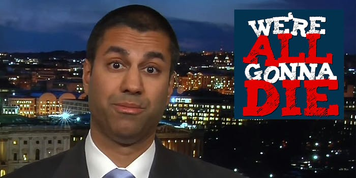 wagd podcast discusses ajit pai and net neutrality