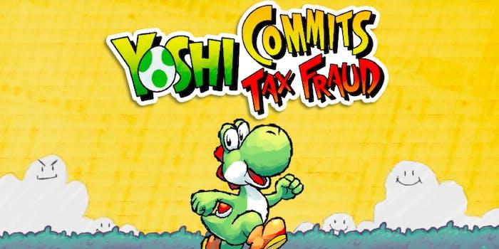 yoshi tax fraud big
