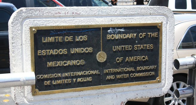 us border patrol immigrants cages