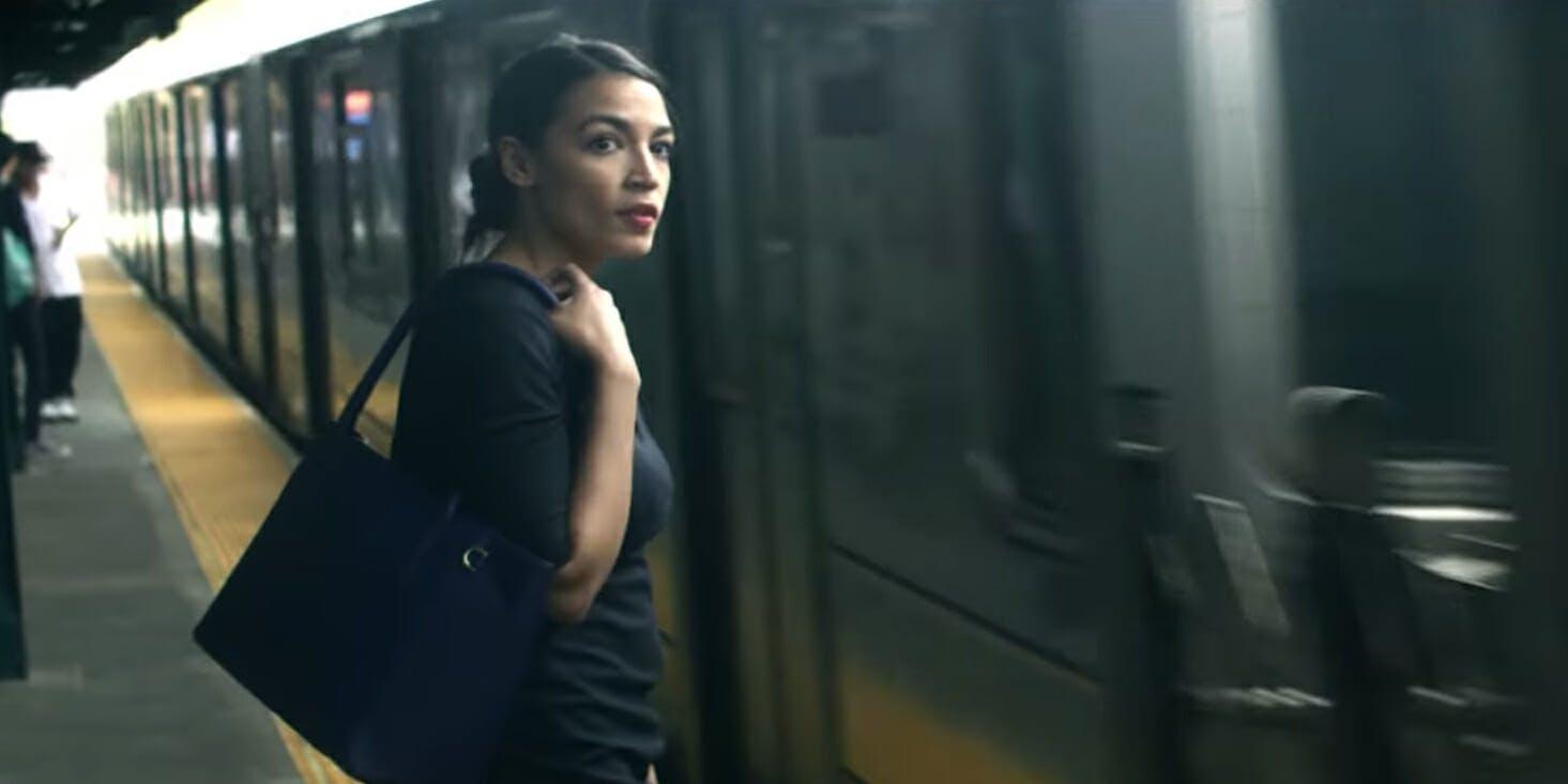 Alexandria Ocasio-Cortez NY primary