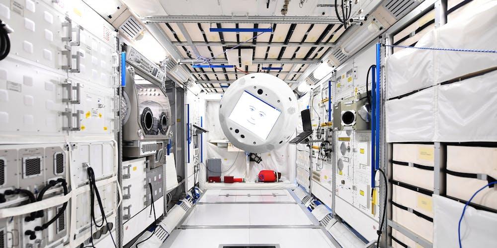 CIMON in space