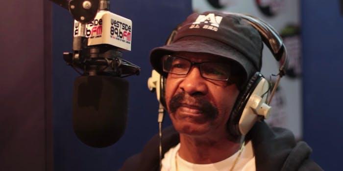Drake's dad Dennis Graham comments on #MeToo.